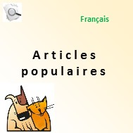 articles populaires